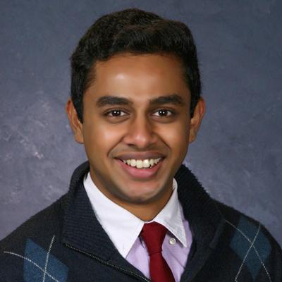 Vikesh Chandrashekar