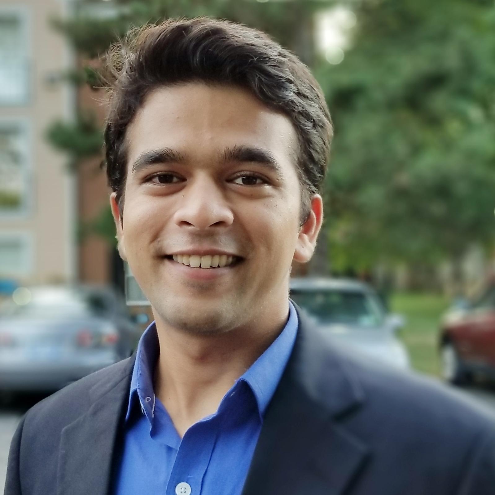 Dhairysheel Patil