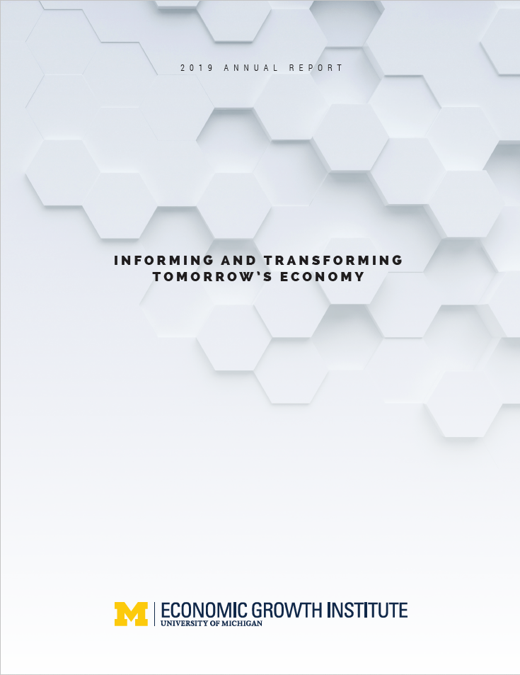Cover image of 2019 annual report