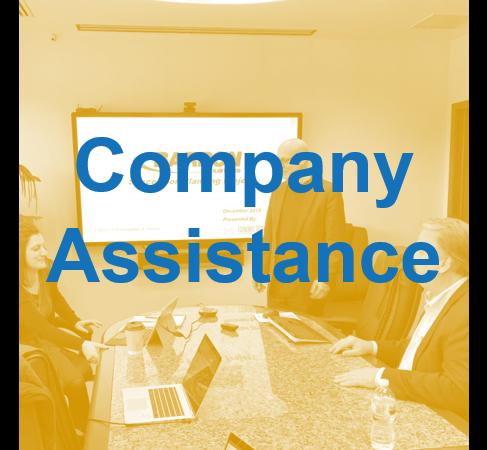 Company Assistance