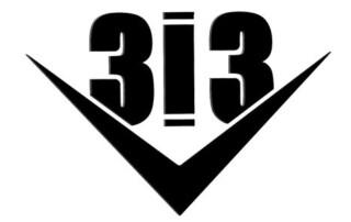 313 company logo